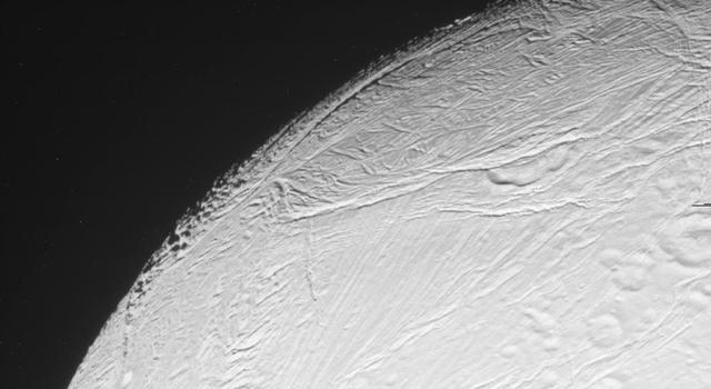 Enceladus Terrain