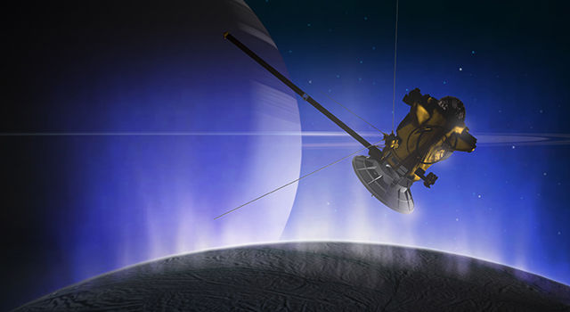 Deep  Dive into Enceladus' Plume