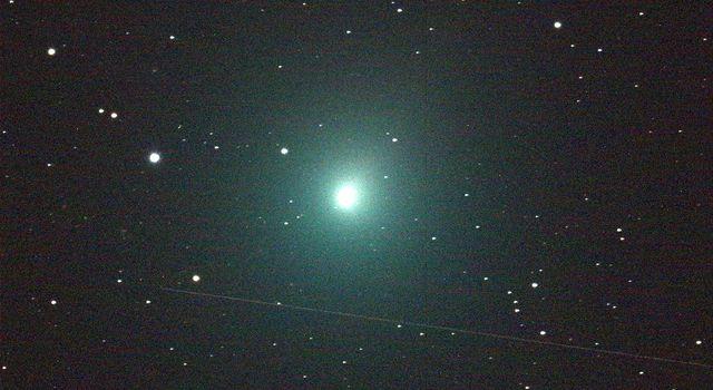 Comet Wirtanen