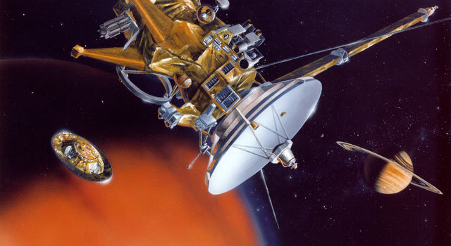Reiss will discuss Cassini mission.