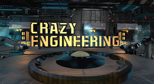 Crazy Engineering: Ion Propulsion