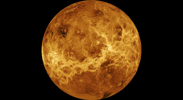 A global view of Venus