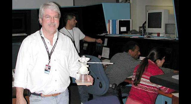 Senior Engineer David Doody