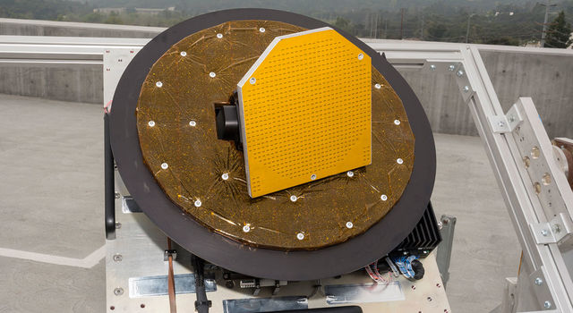 slide 2 - DopplerScatt radar at JPL