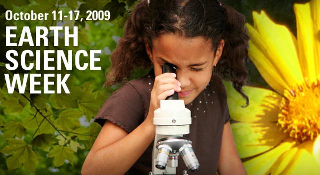 NASA Celebrates Earth Science Week