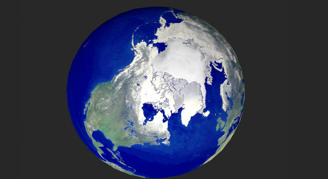 Global View of the Arctic Ocean