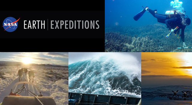 Eight major new NASA field research campaigns, from the Greenland ice sheet to Pacific coral reefs