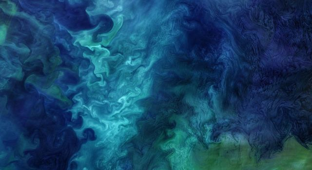 Through its constellation of Earth observation satellites, NASA collects petabytes of data each year, including this image of the Chukchi Sea acquired on June 18, 2018.