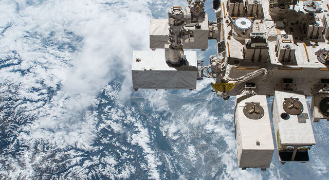 ECOSTRESS, is installed on the International Space Station