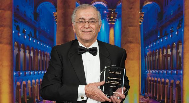 JPL Director Charles Elachi.