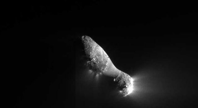 EPOXI Mission's Close-Up Views of Comet Hartley 2