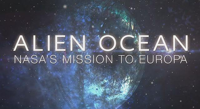 THE BOOK OF ALIENS: EUROPA REPORT ALIEN