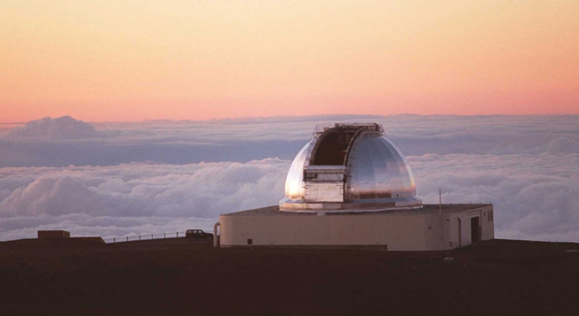 NASA's Infrared Telescope Facility