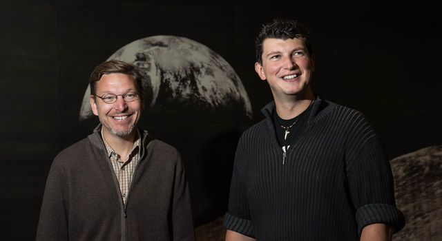 Professor Mike Brown and assistant professor Konstanin Batygin have been working together to investigate Planet Nine.