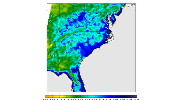 Devastating Carolina Floods Viewed by NASA's SMAP