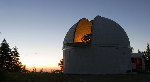 Mt. Lemmon telescope