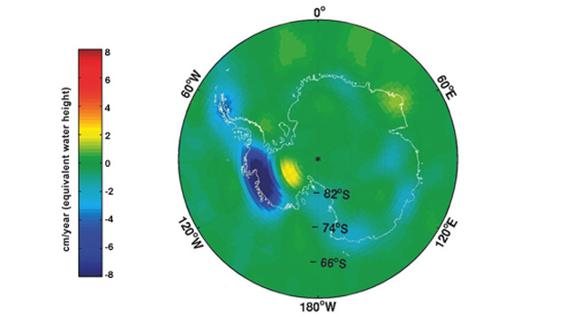 The Big Thaw? NASA Satellites Detect Unexpected Ice Loss in East Antarctica