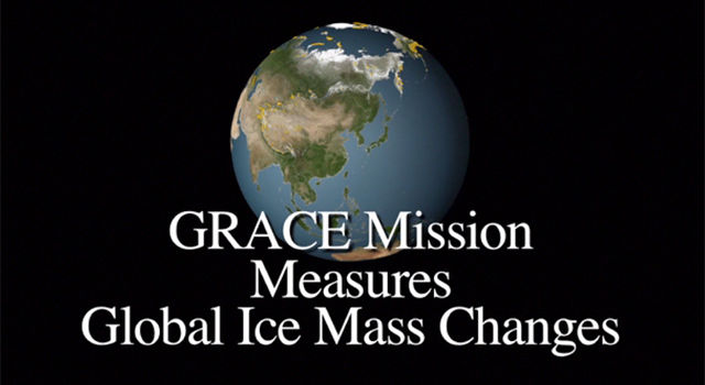 GRACE Mission Measures Global Ice Mass Changes