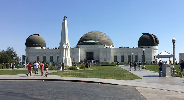 Griffith Observatory in Los Angeles