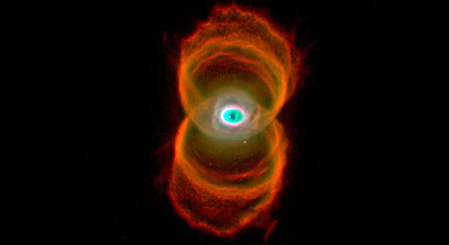 The Hourglass Nebula