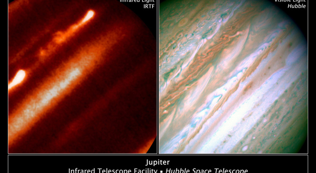 Internal Heat Drives Jupiter's Giant Storm Eruption