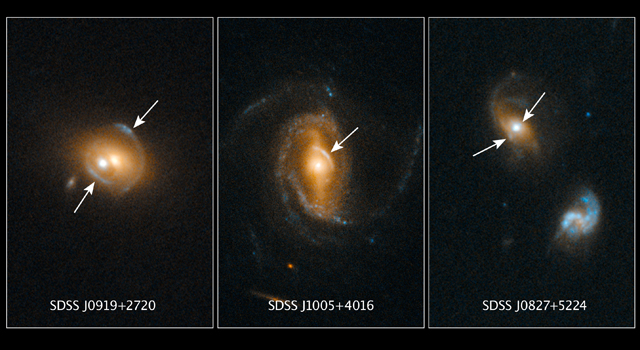 Quasar lenses imaged by the Hubble Space Telescope
