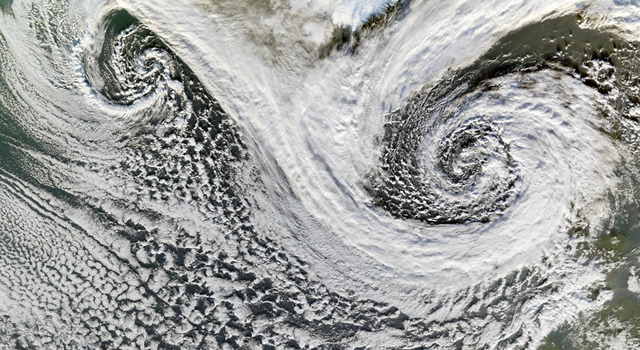 Extratropical Cyclones