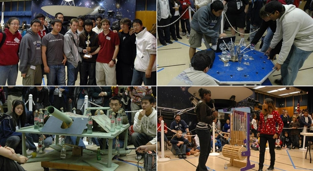 Invention challenge at NASA's Jet Propulsion Laboratory