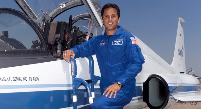 educator astronaut Joe Acaba