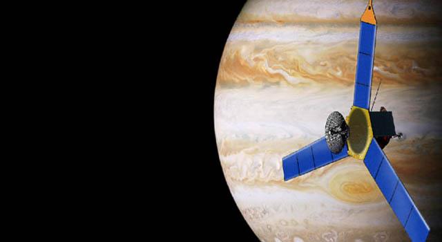 artist concept of Juno