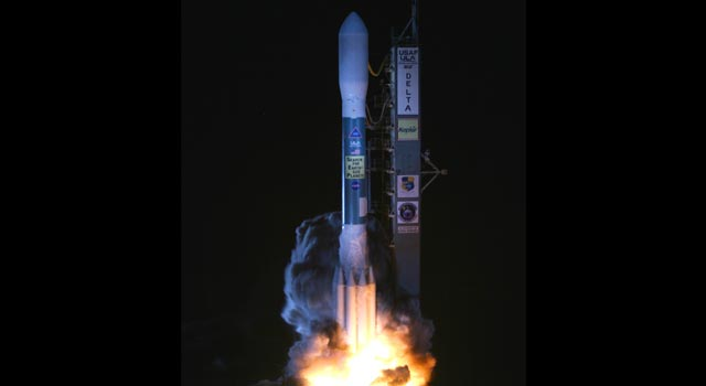 United Launch Alliance Delta II rocket