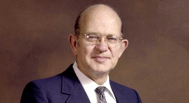 Former Director Lew Allen Jr.
