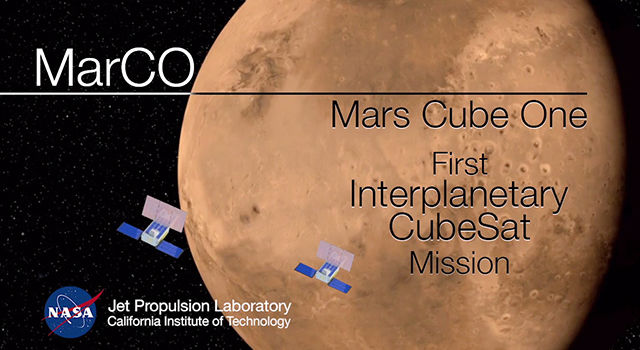 First Interplanetary CubeSat Mission