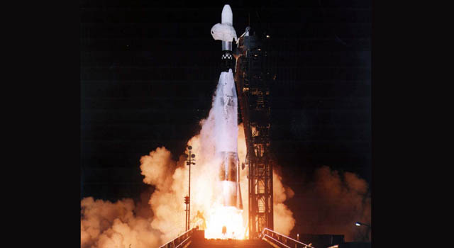 Mariner 5 launch