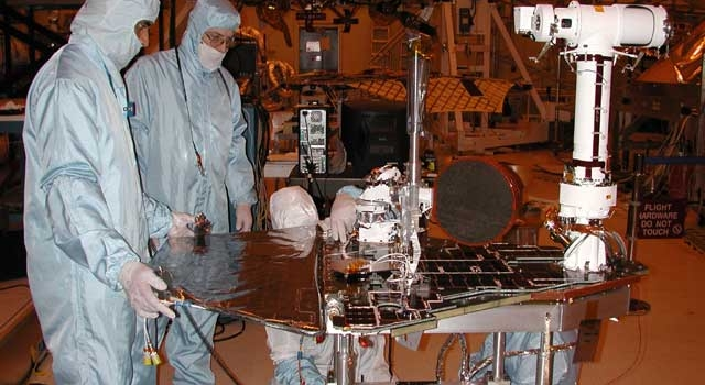 Mars Exploration Rover 2