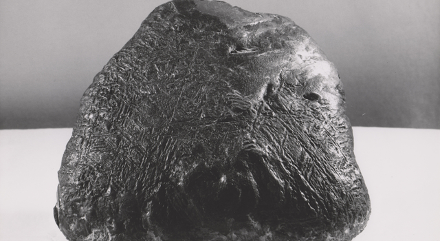 iron-nickel meteorite found near Fort Stockton, Texas in 1952