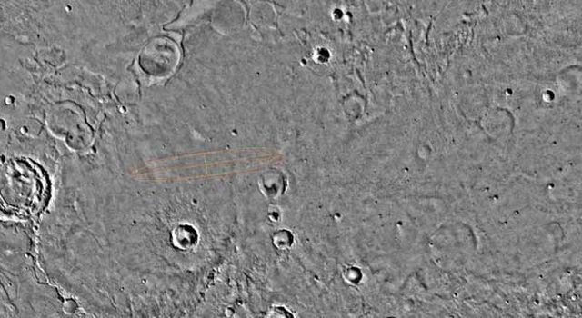 Meridiani Planum, Mars