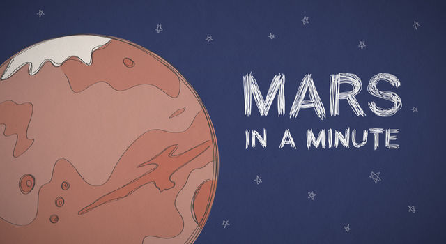 Mars in a Minute: What's Inside Mars?
