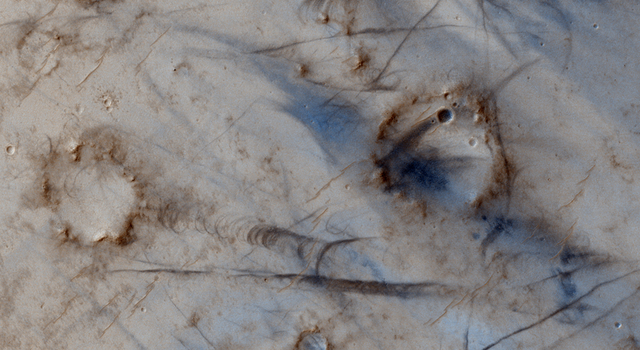Dust-Devil Tracks in Southern Schiaparelli Basin