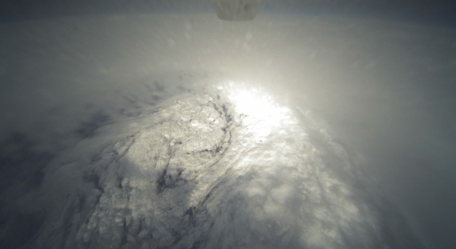 Hurricane Earl as seen from NASA's Global Hawk