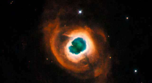 planetary nebula known as Kohoutek 4-55