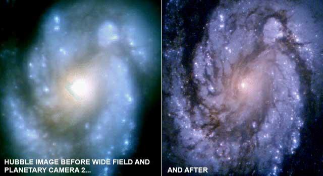 M100 Galactic Nucleus