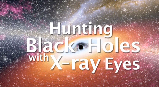 Black-Hole Hunter