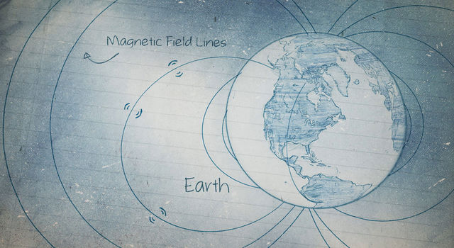 NASA scientists are developing a new way to use satellite observations of magnetic fields