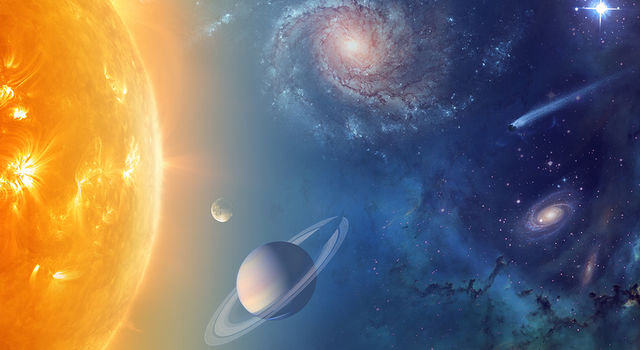 NASA is exploring our solar system and beyond to understand the workings of the universe