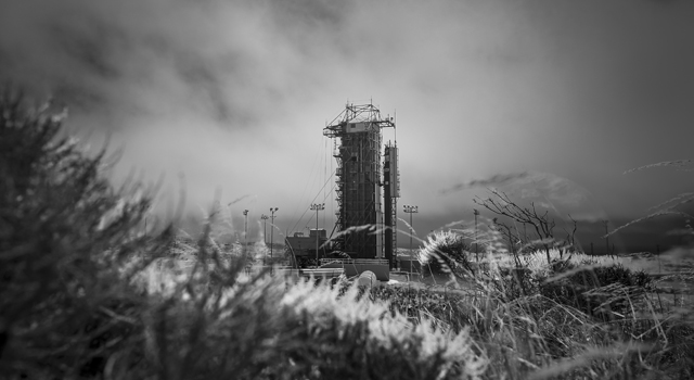 OCO-2 launch pad