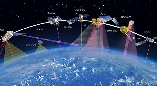 OCO-2 will become the leader of the Afternoon Constellation