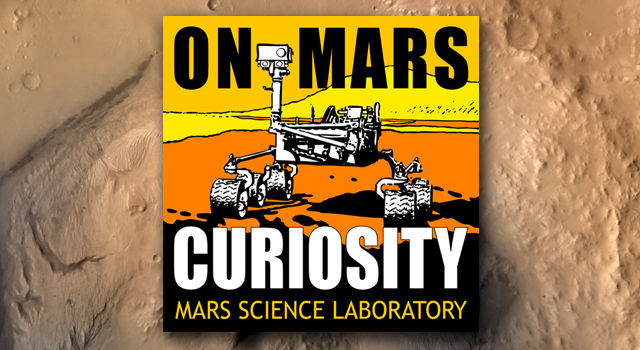 This video shows the first test drive of the next Mars Rover, Curiosity, in a clean room at NASA's Jet Propulsion Laboratory in Pasadena, Calif.