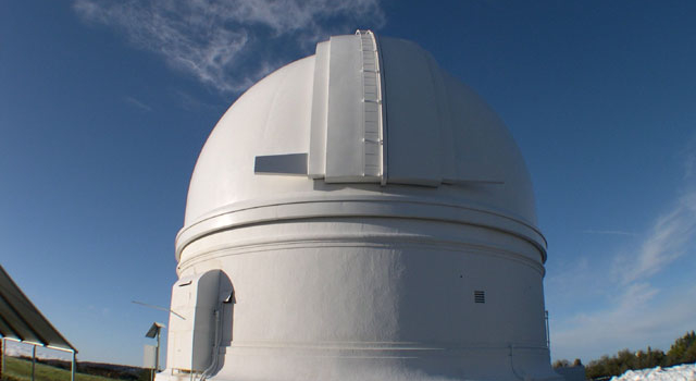 Asteroid Hunters Discover Near-Earth Object with New Camera