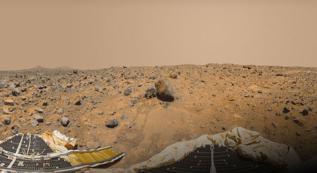 NASA's Mars Pathfinder mission